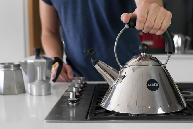 kettle-heating